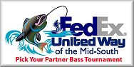 FedEx United Way Charity Bass Tournament